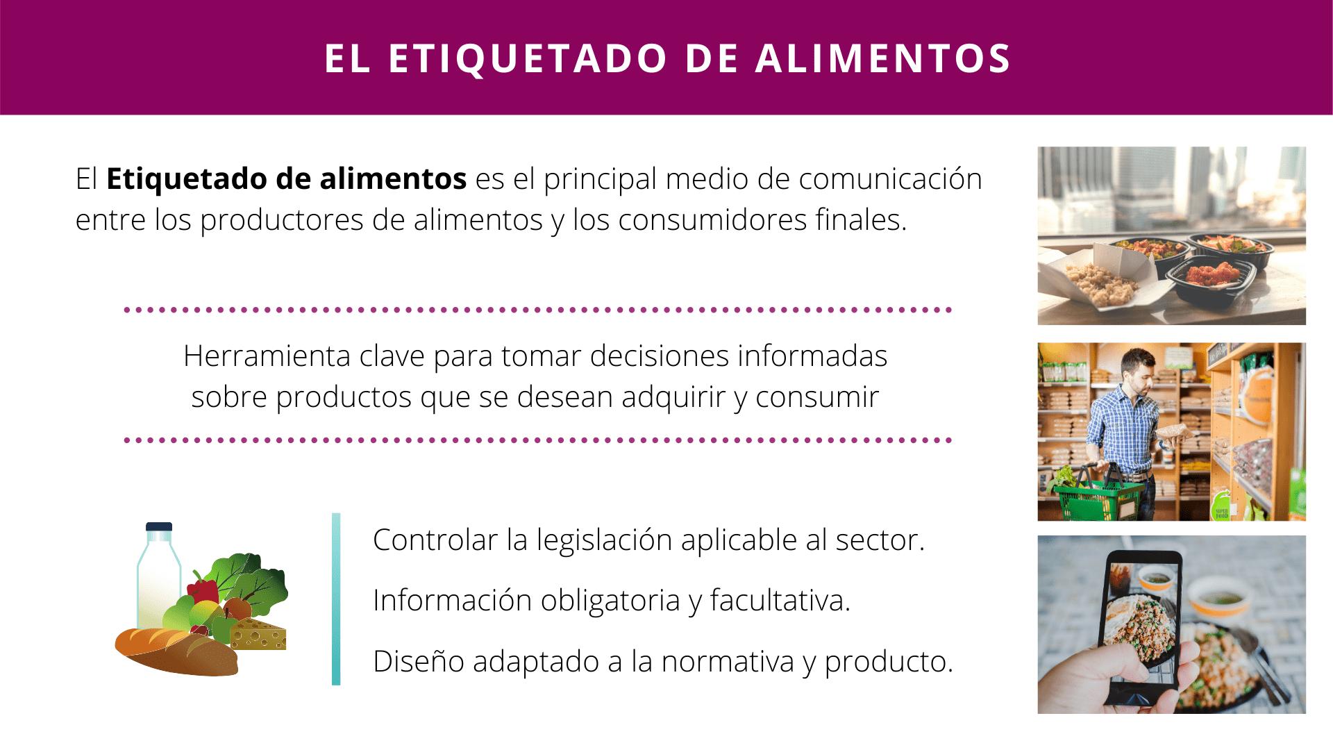 Requisitos del etiquetado 1