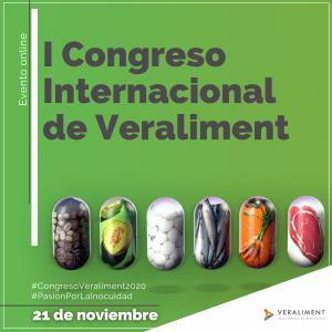 I Congreso Internacional de Veraliment | 21 de noviembre de 2020