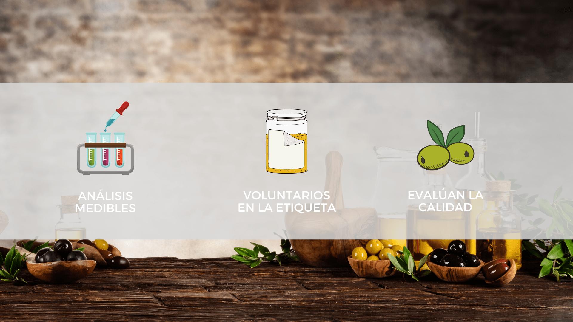 Parámetos analíticos aceites oliva 6
